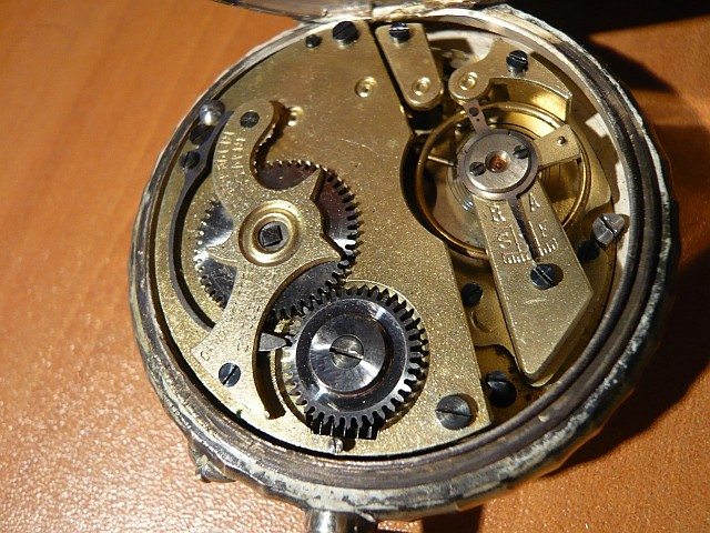 Deux montres de famille P510