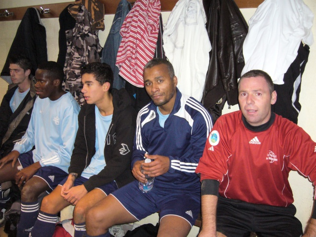 match de sélection du 22-11-08 Global22