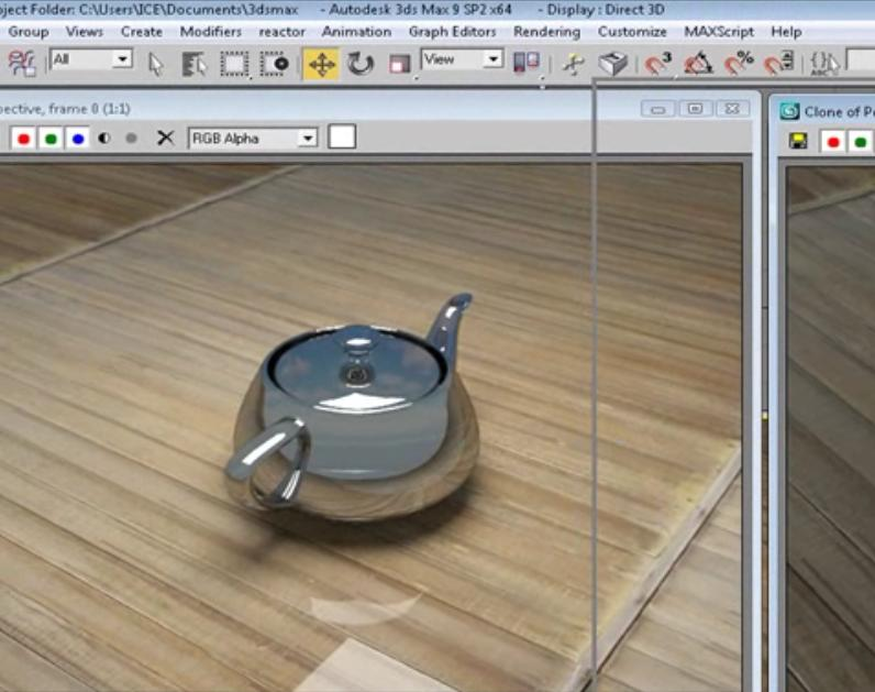 3DSMAX Tutorials : Introduction to VRAY - Page 3 Introd10