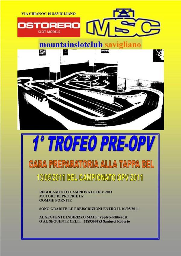 1° TROFEO PRE-OPV Locand10