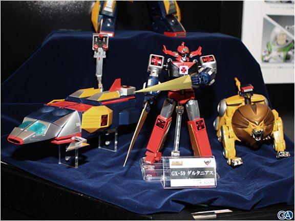 GX-59 Future Robo Daltanious 1010