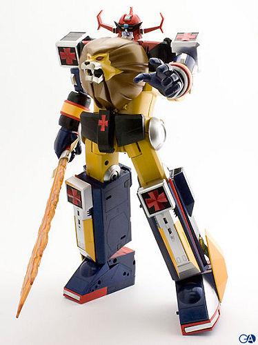 GX-59 Future Robo Daltanious 110