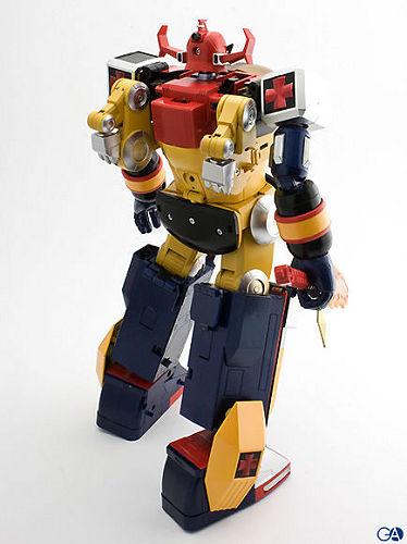 GX-59 Future Robo Daltanious 210