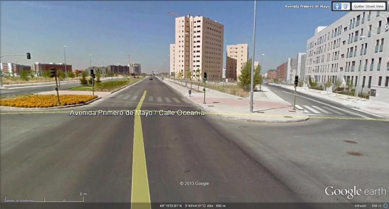 Ville fantôme, à quelques kms de Madrid, Espagne T12