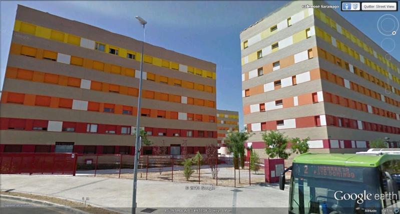 Ville fantôme, à quelques kms de Madrid, Espagne T14