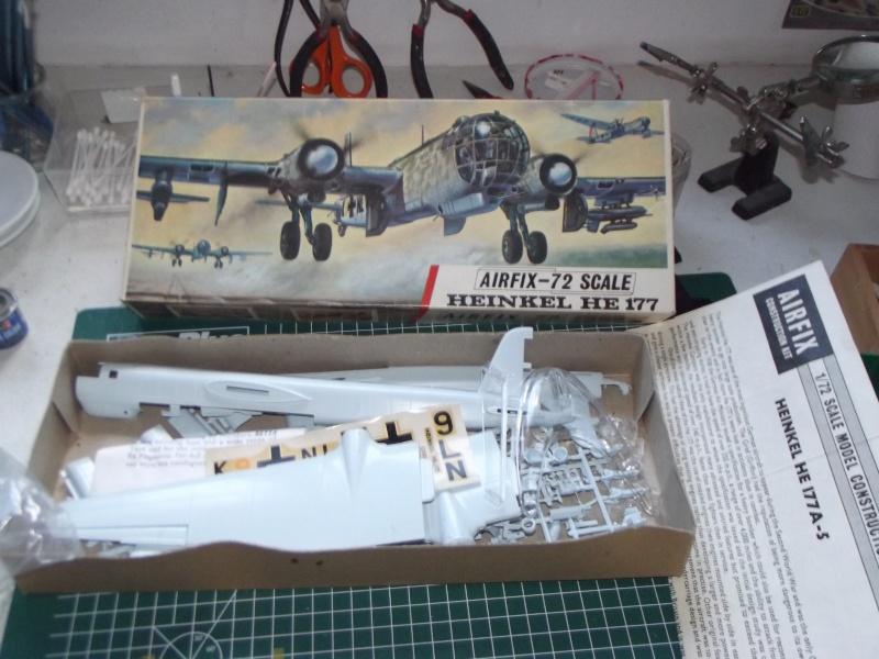 [VINTAGE 2013] [Airfix] Heinkel 177 Heinke10