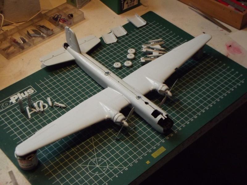 [VINTAGE 2013] [Airfix] Heinkel 177 Heinke22