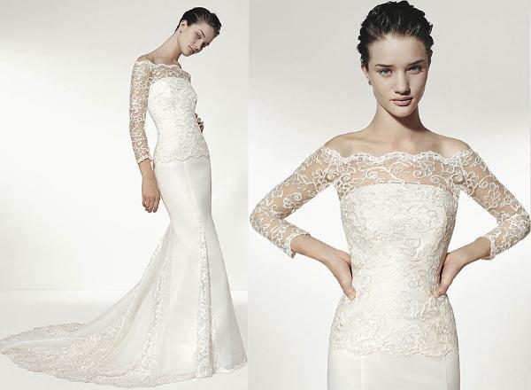 Vestidos de novia Organz11