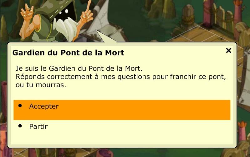 Ile D Otomai Le Gardien Du Pont De La Mort