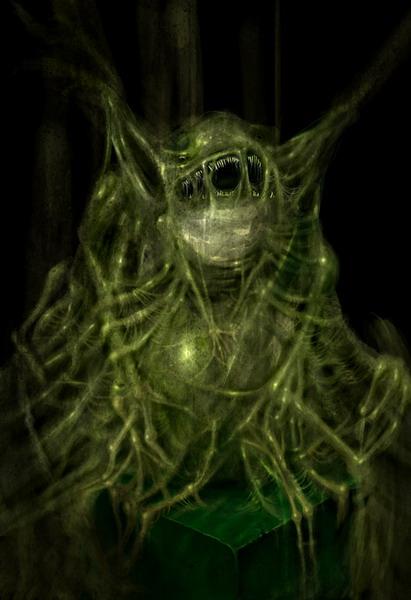 Tsathoggua, le Dieu Crapaud. Tsatth10
