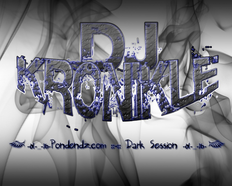 Dj Kronikle Pic : :New Dj to the site Mad_co10