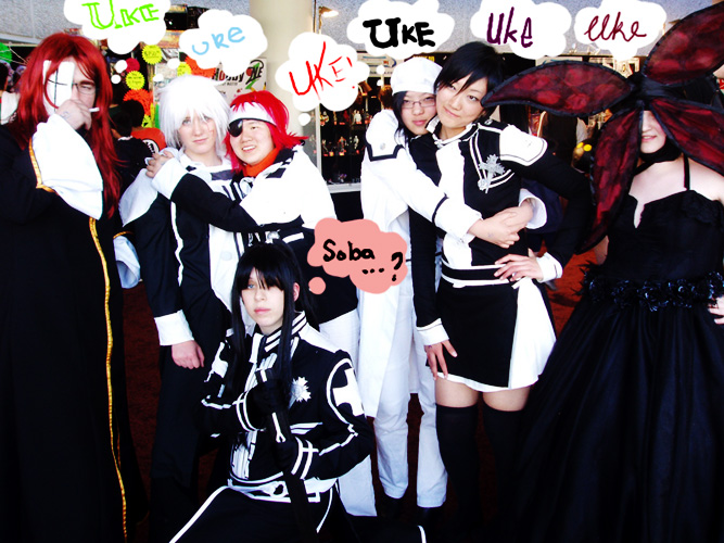 MONDAY: D.Grayman Cosplay Group - Page 23 P1010510