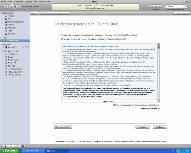 [TUTO] Créer un compte iTunes sans carte de crédit Tuto_i15