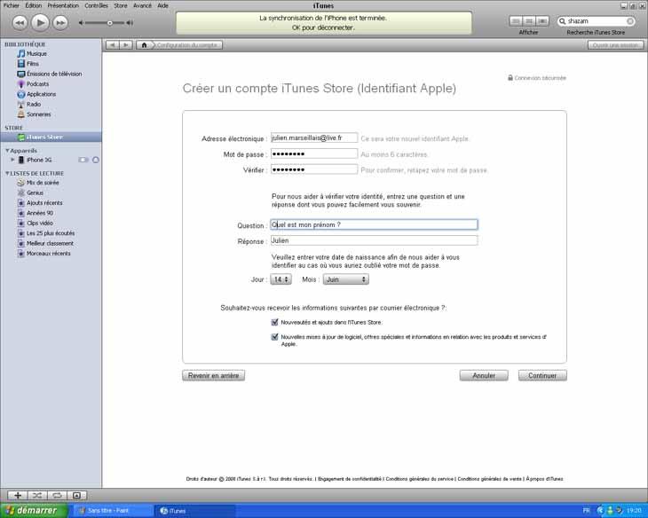 [TUTO] Créer un compte iTunes sans carte de crédit Tuto_i16