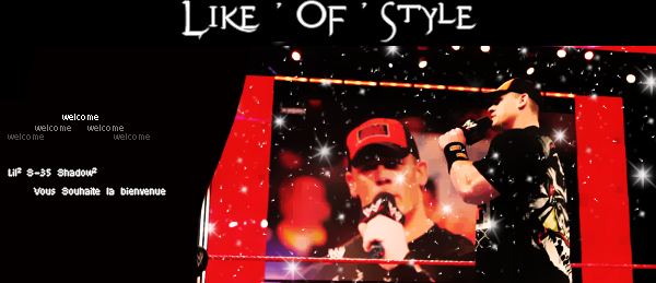 Like ' Of ' Style