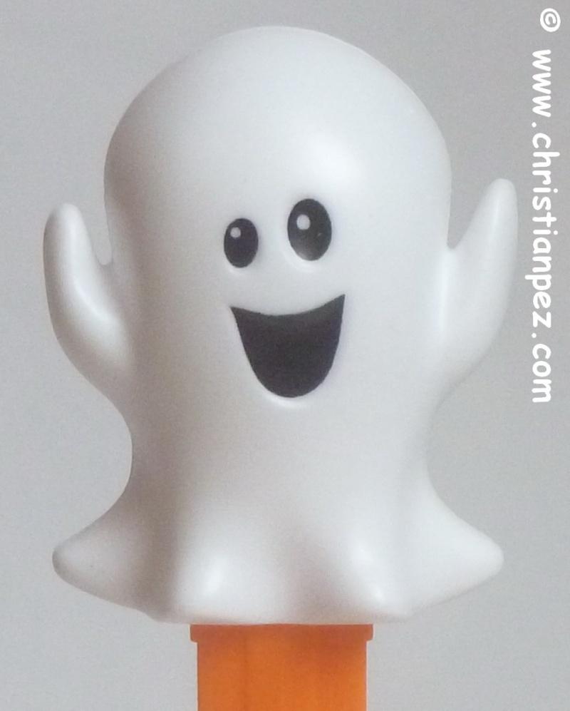 Ghost avec et sans pupille Ghosts10