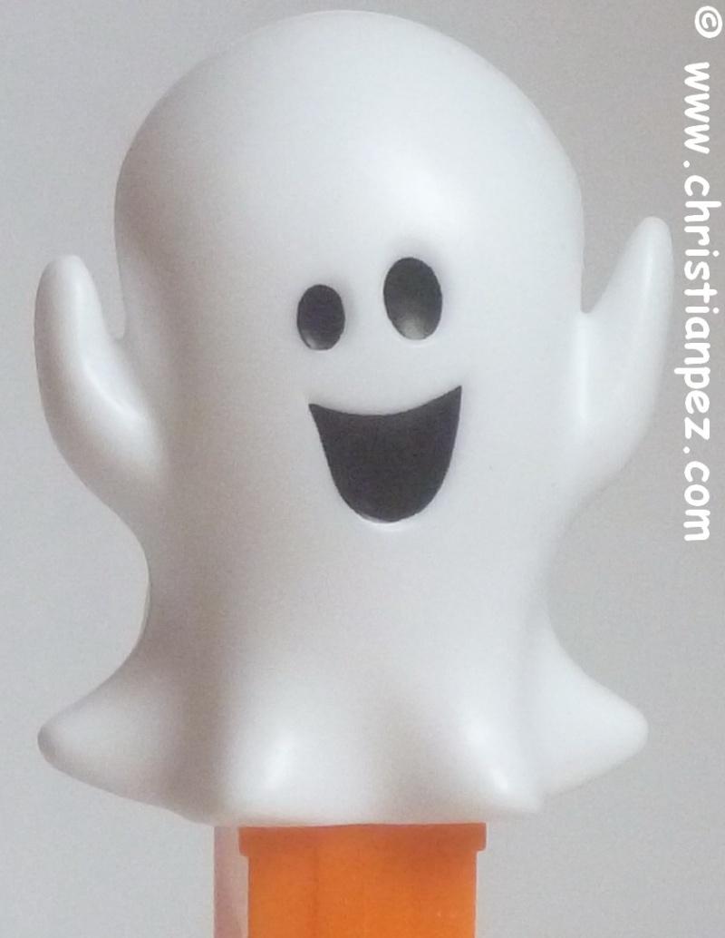 Ghost avec et sans pupille Ghosts11