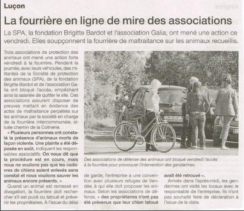 Une fourrière privée en Vendée 85 - À lire pour informations Ouest_10