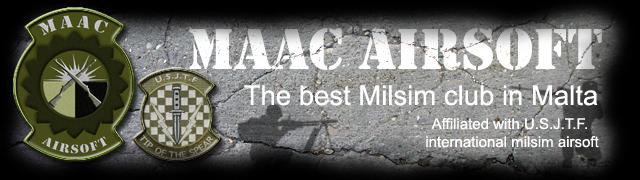 M.A.A.C. Airsoft