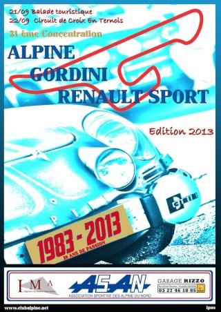 [62][22/09/2013] 31ème concentration Alpine et Gordini Croix213