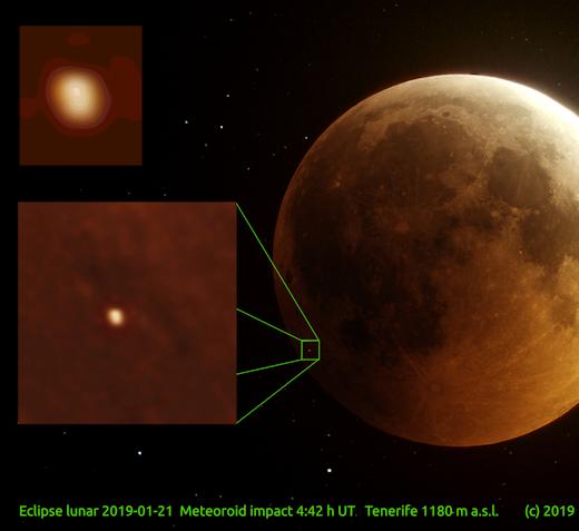 Une éclipse totale de Lune à ne pas manquer le 21 janvier 2019 Impact10