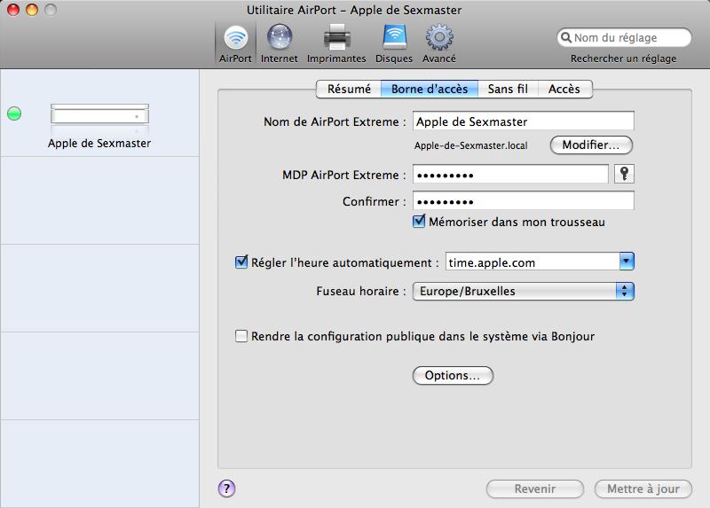 [RESOLU] Mac book pro avec Aiport Extreme ... problème Apple_14