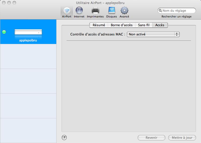 [RESOLU] Mac book pro avec Aiport Extreme ... problème Apple_23