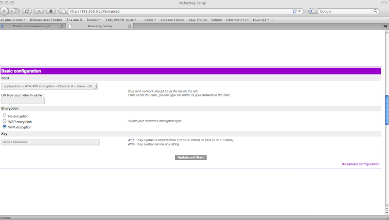 [RESOLU] Mac book pro avec Aiport Extreme ... problème Apple_24