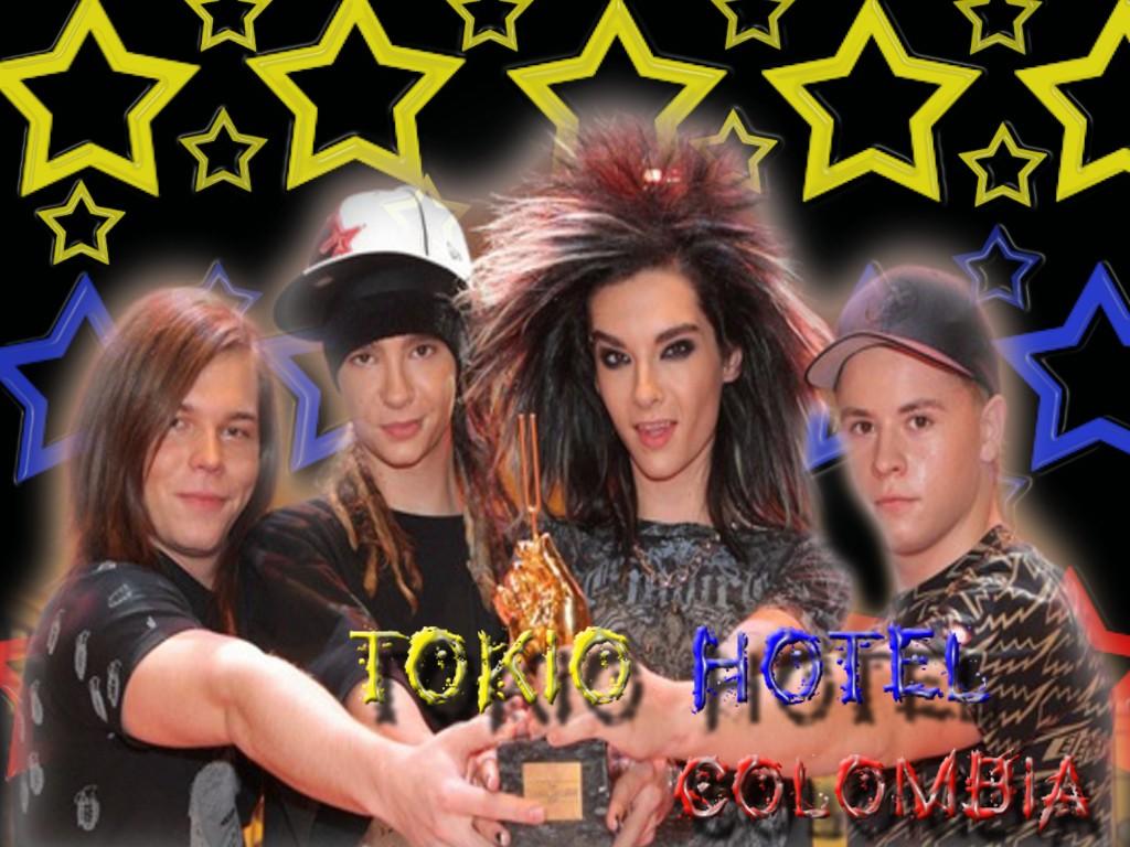 TOKIO HOTEL COLOMBIA