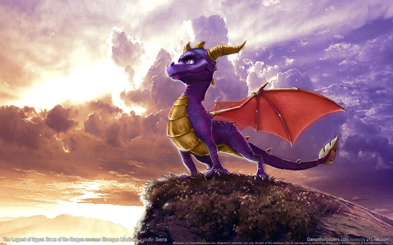 Spyro la légende d'un dragon