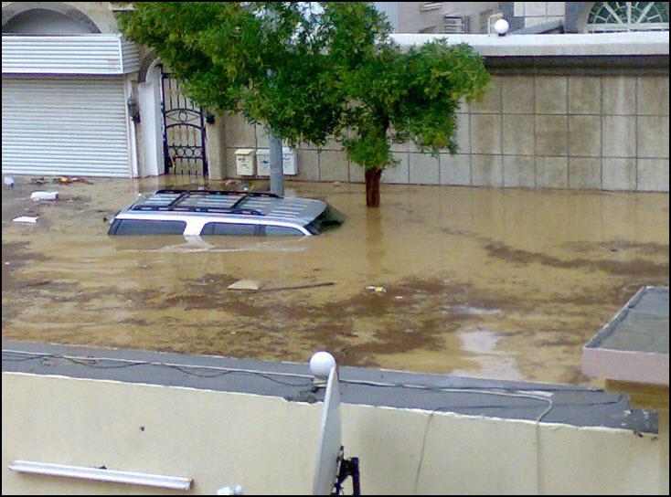 أمطار وسيول جدة ـ الأربعاء 26 يناير 2011 ـ صور 2510