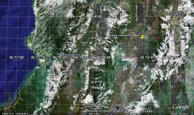 Mise à l'échelle des permis sur google map Colomb10