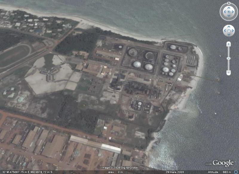 Photo terminal Port Gentil Termin10