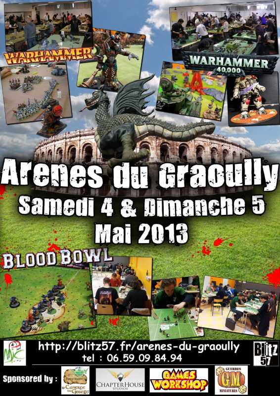 Arenes du Graoully, 4 mai 2013 @ Metz (57) Affich10