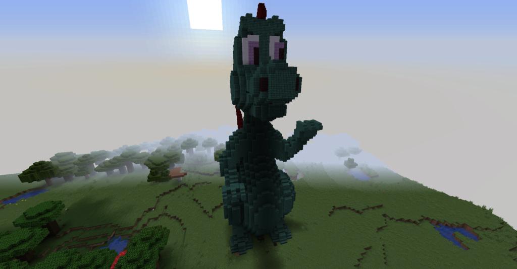Olli the dragon from Legoland 2019-010