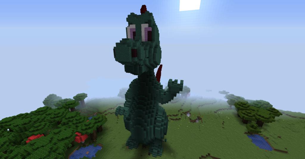 Olli the dragon from Legoland 2019-011