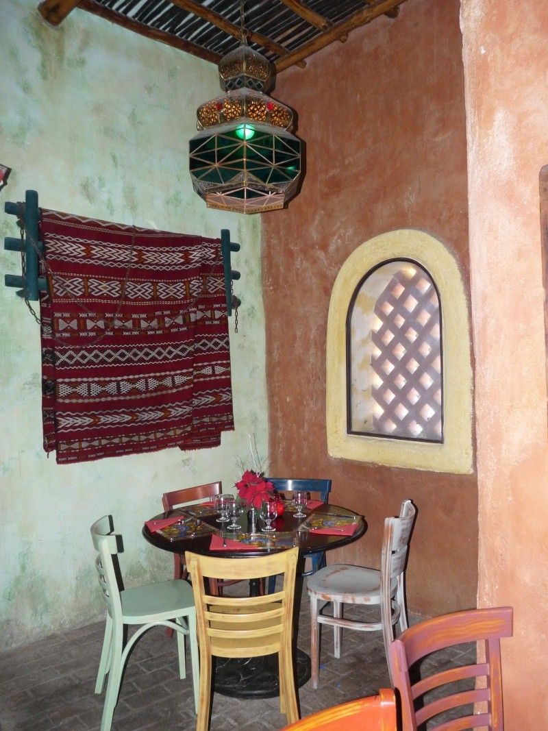 Agrabah Café Restaurant (carte p.26) Paris_45