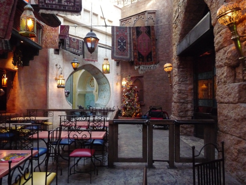 Agrabah Café Restaurant (carte p.26) Paris_46