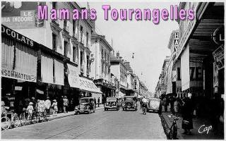Mamans Tourangelles