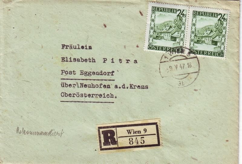 Landschaftsbilder ANK 738-766  -  Belege - Seite 5 2x_02410