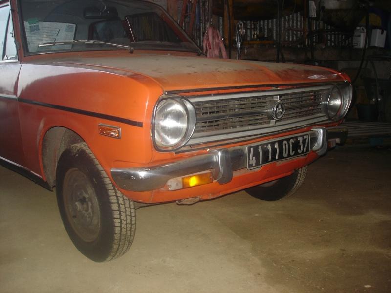 Datsun 1200 ,par içi ........... 02210