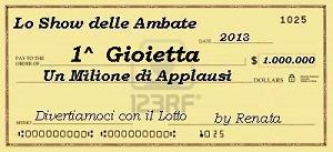 Classifica finale -Vincitrice Gioietta A_prem11