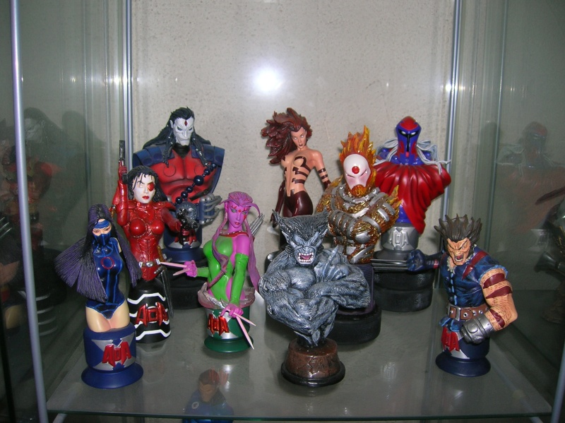 Collection n°117: ma petite collect SW et marvel 1011