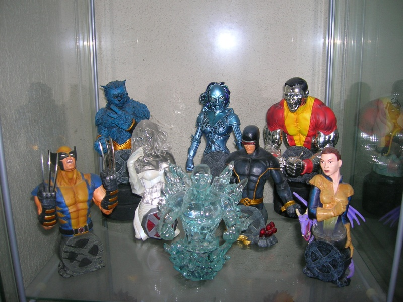 Collection n°117: ma petite collect SW et marvel 110