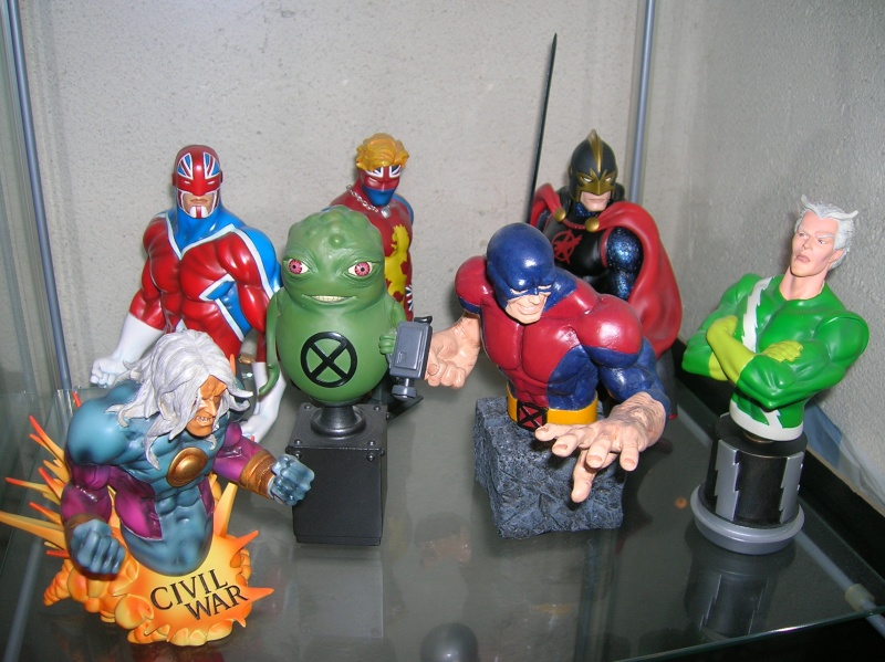 Collection n°117: ma petite collect SW et marvel 1110