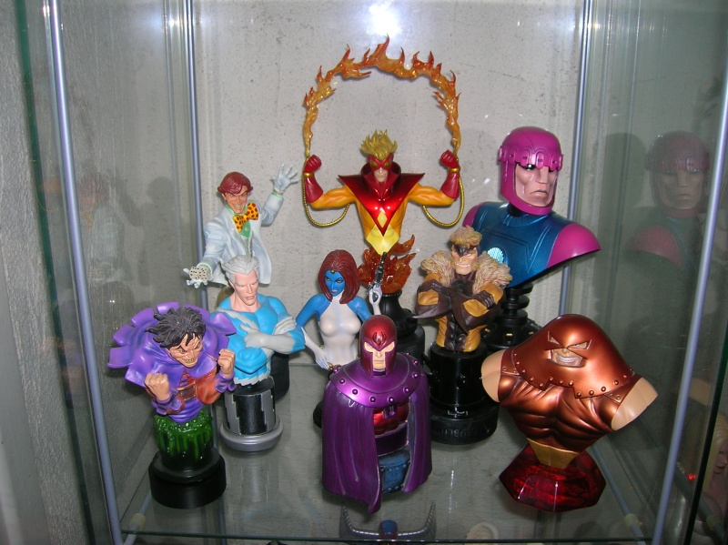 Collection n°117: ma petite collect SW et marvel 310