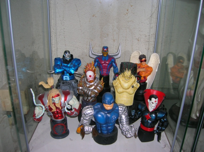 Collection n°117: ma petite collect SW et marvel 410