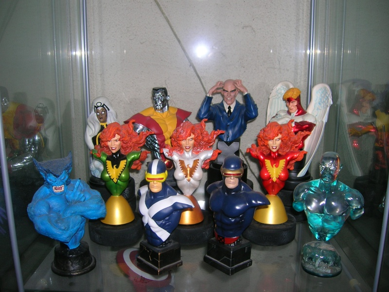 Collection n°117: ma petite collect SW et marvel 510