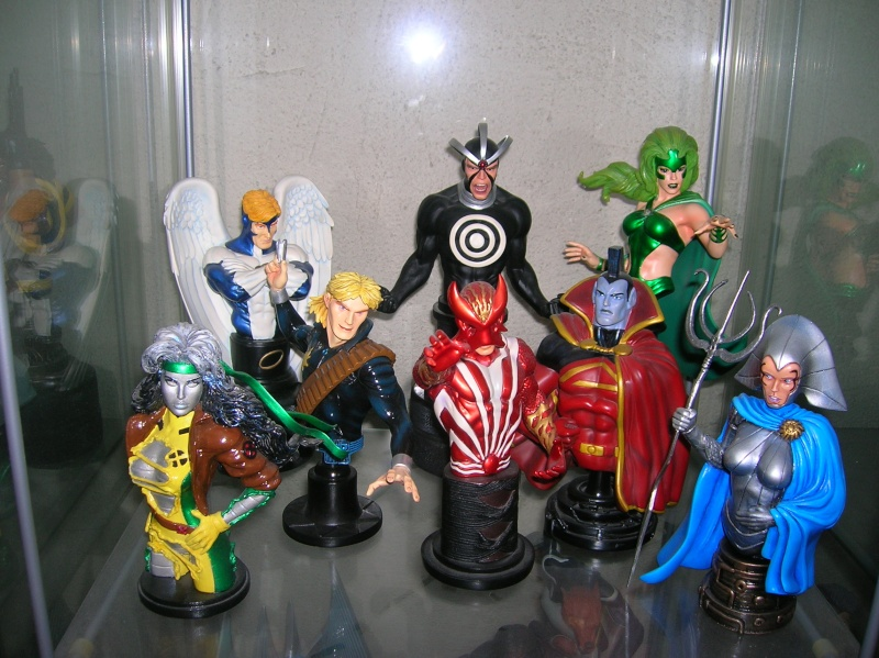 Collection n°117: ma petite collect SW et marvel 710