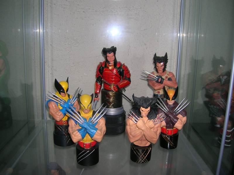 Collection n°117: ma petite collect SW et marvel 810